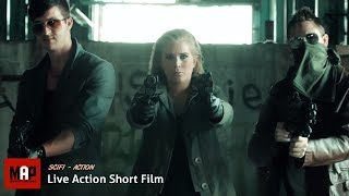 VFX Live Action Sci-FI Action Short Film  ** MEMORIZE ** Shoot-em Up Film by Adapt Productions