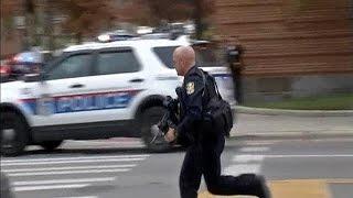 Нападение на кампус в Огайо, есть пострадавшие