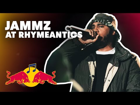 Rhymeantics - Jammz | Red Bull Music Academy