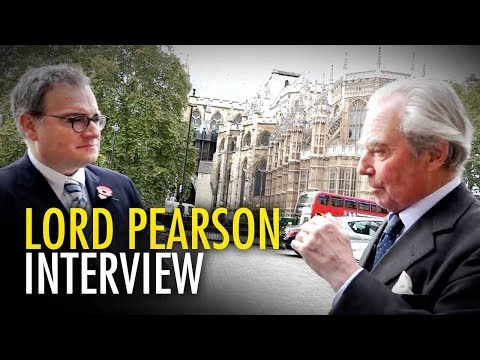 Lord Pearson talks Tommy Robinson, Islam, Trump and Brexit | Ezra Levant