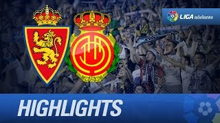 Resumen de Real Zaragoza (2-0) RCD Mallorca - HD