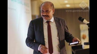 P K Abdulla Koya in 14th Garshom International Awards at Oslo, Norway