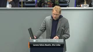 Lorenz Gösta Beutin: Zu viel Geld für Autobahnen und Atommüll - zu wenig für Klima und Natur