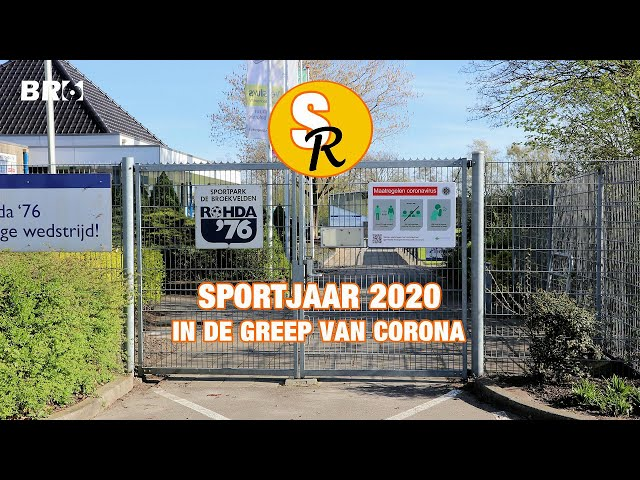Sport Report: Sportjaar 2020 - In de greep van corona