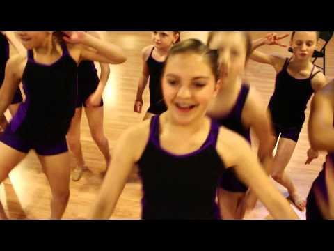 Jacoby Jones & Karina Smirnoff Harlem Shake @ Dance Works