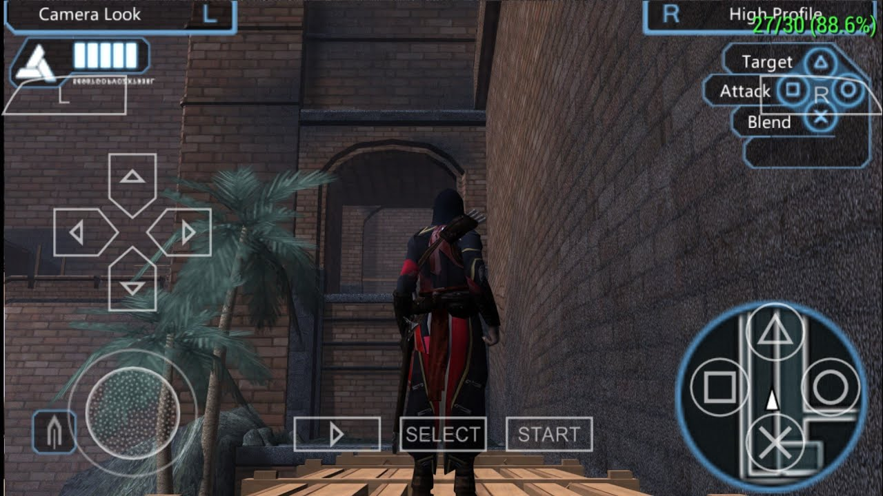 Assassins Creed Bloodlines Hd Mod Texture By Aragami Grup