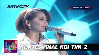 "Video Kristina "" Jatuh Bangun "" - Kontes Final KDI Tim 2 (18/5) download MP3, 3GP, MP4, WEBM, AVI, FLV Oktober 2017"