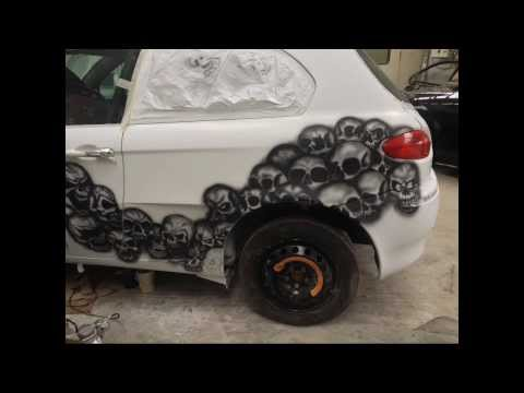 Mobile Car Body Repairs and Mobile Alloy Wheel Refurbishment Manchester