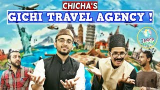 Chichas GICHI Travel Agency (feat. Pashu  Fakhru) Hyderabadi Comedy l The Baigan Vines