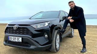 უტდ - Toyota RAV4 2019 -
