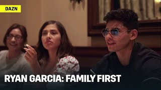 Ryan Garcia On The Importance Of His Family