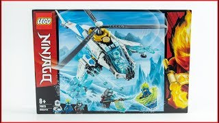 LEGO NINJAGO 70673 Shuricopter Construction Toy - UNBOXING
