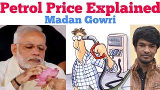 Petrol Price Explained | Tamil | Madan Gowri | MG