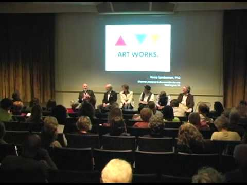 Creative Placemaking panel discussion