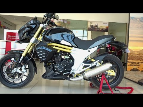 #Bikes@Dinos: Mahindra Mojo First Ride Review, Walkaround, Exhaust Note