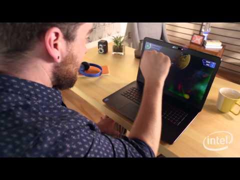 Media Markt - Intel RealSense gameplay - Product video