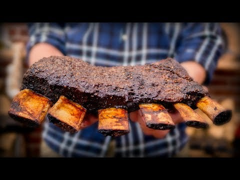 Smoked Beef Ribs Juicy & Tender - Easy Recipe