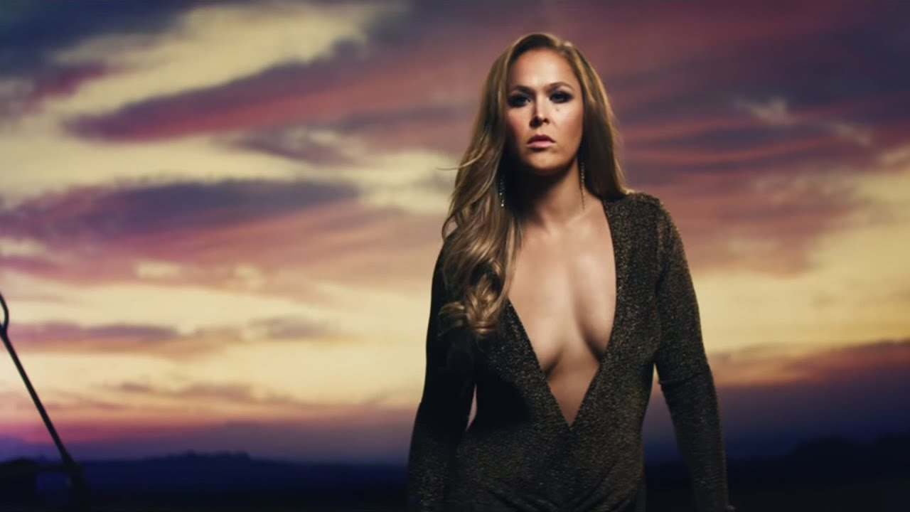 RONDA ROUSEY HINTS AT UFC 2XX RETURN IN