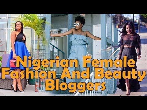 Top Nigerian Fashion And Beauty Bloggers [Fisayo Longe, Omoge Mura, Monica Awe-Etuk, Seyi Famuyiwa]