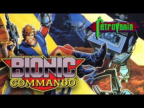 Review: Bionic Commando (NES) The NES' Forgotten Action Classic!