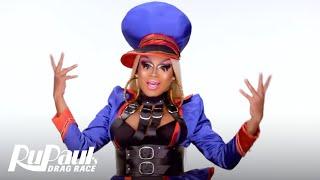 Mercedes Iman Diamond's 'Pink Blonde & Beautiful' Makeup Tutorial 💄 | RuPaul's Drag Race Season 11