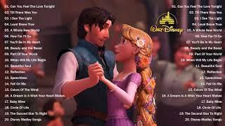 【全100曲】ディズニーソングメドレー - Walt Disney Songs Collection 2021 - Disney's Most Profound Songs 2021