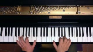 Tutorial piano y voz J'aime ( Salvatore Adamo )