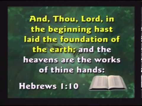 Creation Science Evangelism   CSE BIBLE 2003 SEMINAR 1 by Dr Kent Hovind   How Old Is The Earth