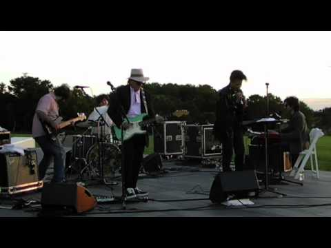 """When Big Joan sets up"" at The Bridge Golf Club Bridgehampton New York 8/15/13"