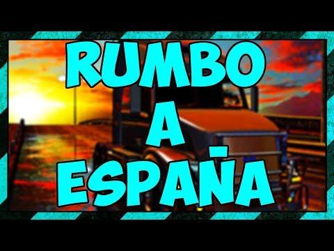 RUMBO A ESPAÑA!! PROMODS / EURO TRUCK SIMULATOR 2