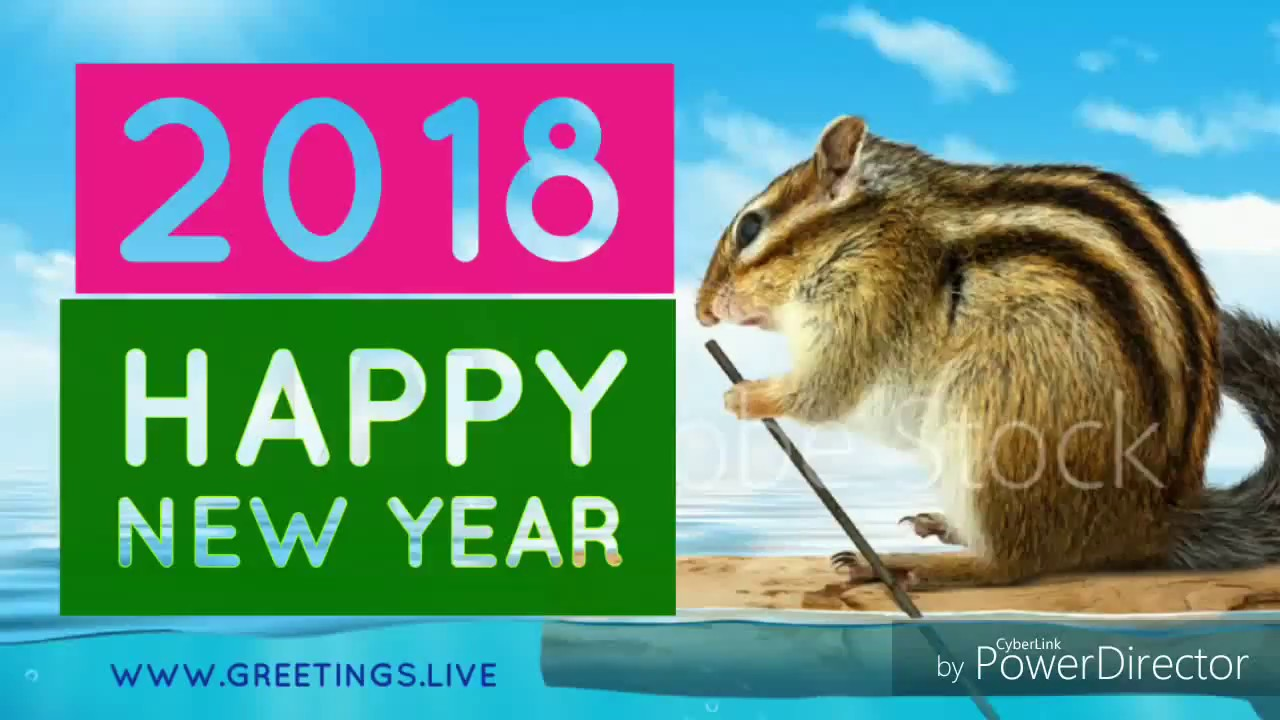 good greetings creative happy new year wishes 2018 from wwwgreetingslive