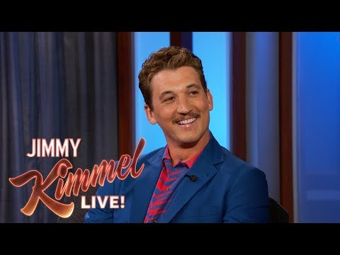 Miles Teller on His Engagement, Bachelor Party & Mustache ...