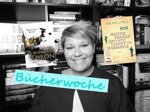 Bücherwoche #3 ~ Unterhaltungsbücher, Grace and Frankie, Meditations Podcast, KINGsianer on Tour