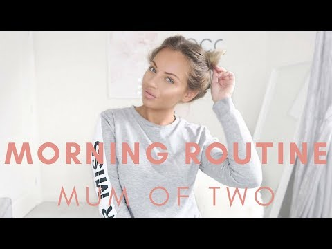 MORNING ROUTINE | MUM/MOM OF TWO | Lucy Jessica Carter