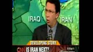 CNNVid:Read Between the Lines - March to War With Iran
