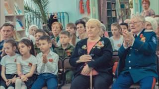 День победы в библиотеке им. А. А. Ахматовой