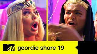 EP #9 SPOILER: Chloe & Nathan's Fancy Dress Kick Off | Geordie Shore 19