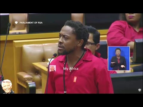 EFF Chaos | Zuma Is A Thieve | EFF Removed From Parliament AGAIN