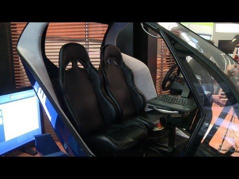Allemagne une voiture high tech au salon cebit de hanovre for Salon automobile allemagne