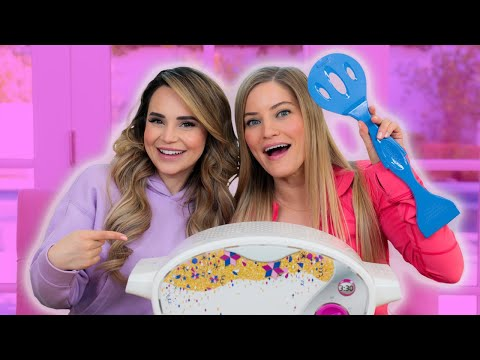 Tiny food in an Easy Bake Oven! from YouTube · Duration:  12 minutes 9 seconds