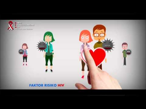 Animasi HIV Aids
