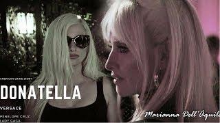 Donatella Versace - Lady Gaga - Penelope Cruzᴴᴰ