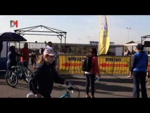 DMTV - Beirut by Bike in Dubai : كواليس