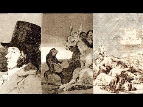 Mario Castelnuovo-Tedesco: 24 Caprichos de Goya para la guitarra, Op. 195