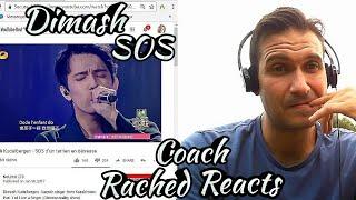 Coach Reaction - Dimash Kudaibergen - SOS d'un terrien en détresse