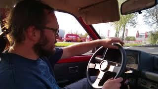 1985 Daihatsu Charade G11, Quick test drive