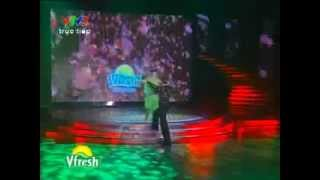 Rumba - Thu Minh vs Lachezar Todorov