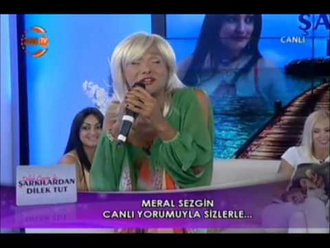 Meral Sezgin - Geceler [Canlı Performans - TV 2000]