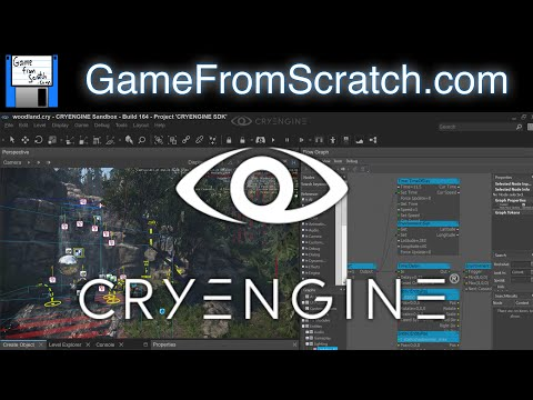 CryEngine 5.4 Hands-On