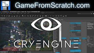 CryEngine 5.4 Hands-On